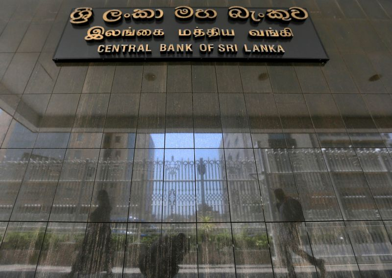 Sri Lanka becomes first in Asia to raise interest rates since pandemic