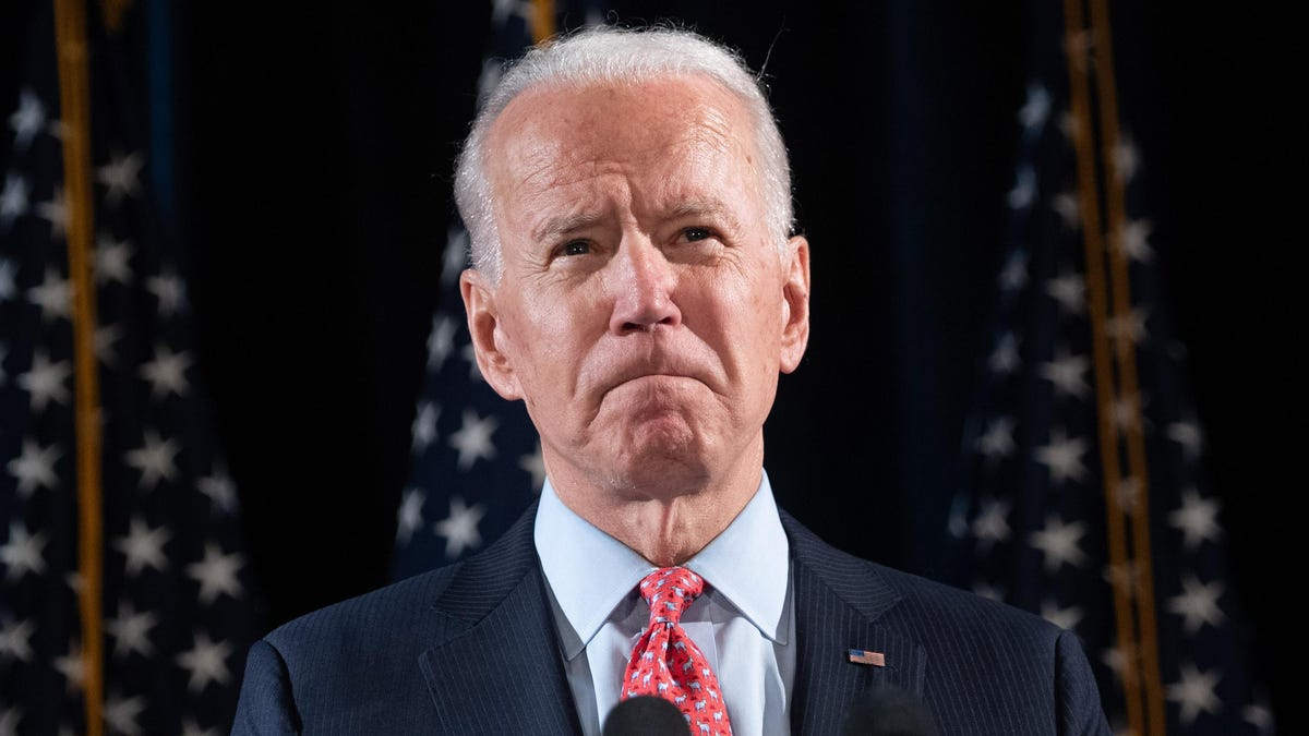 Biden's Approval Rating Sinks To Lowest Level Of Presidency Amid Concerns Over Coronavirus Pandemic, Poll Finds