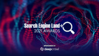 Announcing the Search Engine Land Awards 2021 Winners