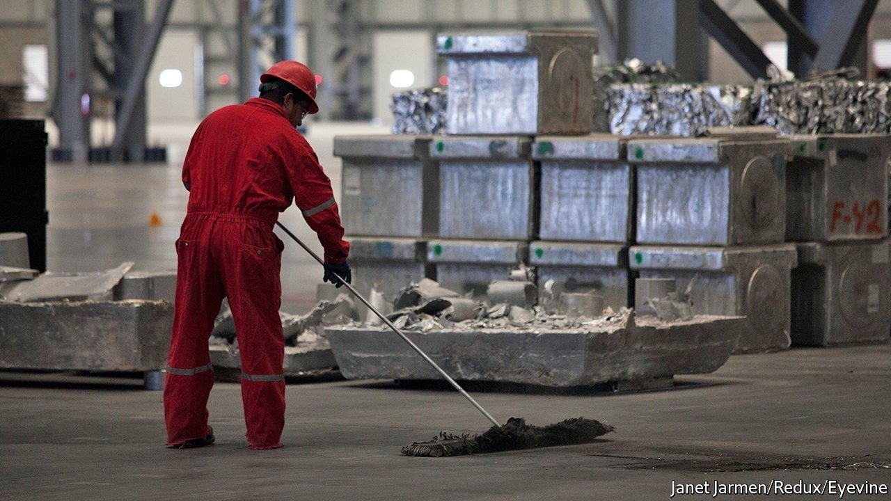 Zhongwang, a Chinese aluminium giant, may withstand American pressure