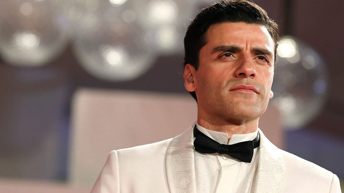 Oscar Isaac Is the Sexiest Man Alive